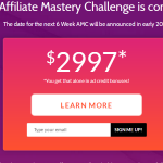 STM大牛6wamc 2017教程STM – 6 Weeks Affiliate Mastery Challenge (February 2017)